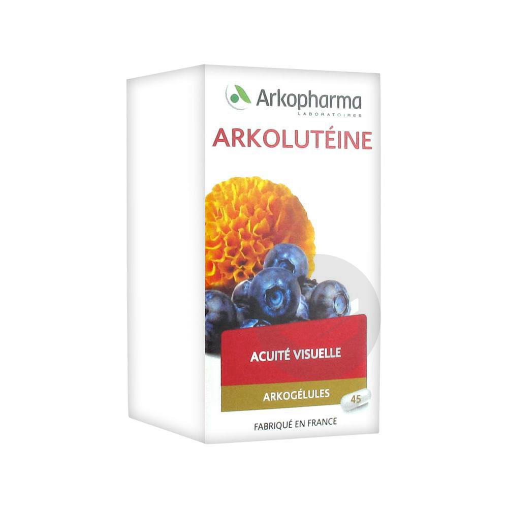 Arkoluteine Gel Fl 45