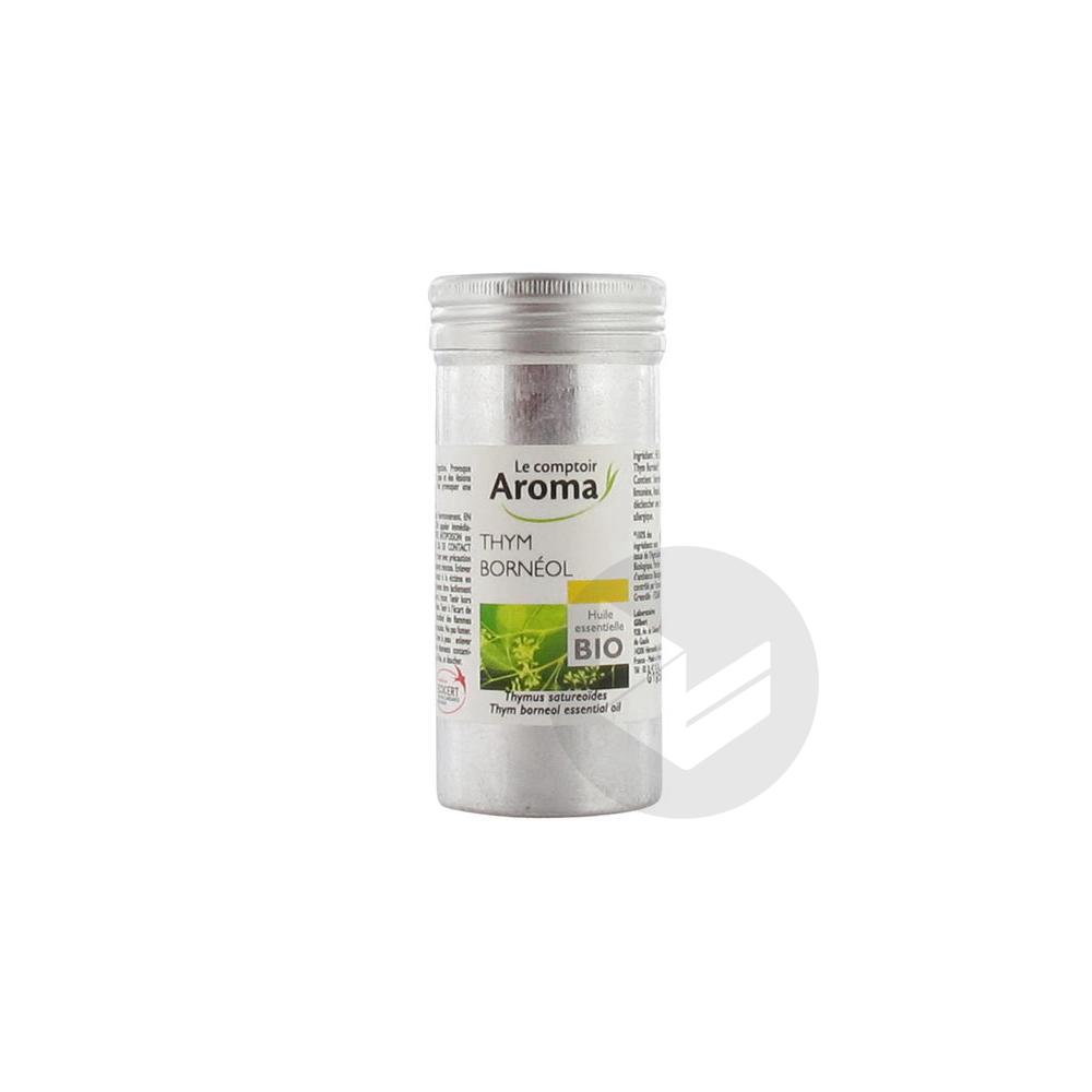 Le Comptoir Aroma Huile Essentielle Bio Thym Bornéol 10 ml