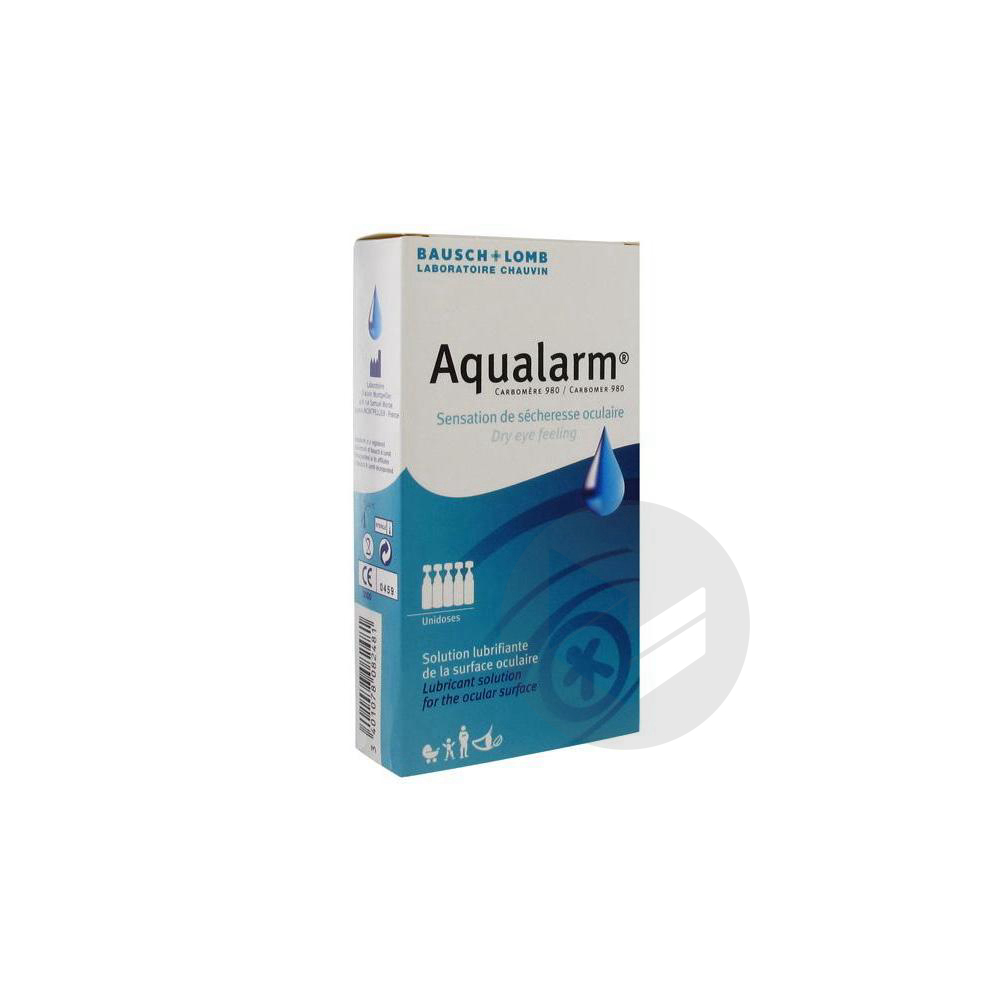 Aqualarm 0 2 Collyre 20 Unidoses 0 3 Ml