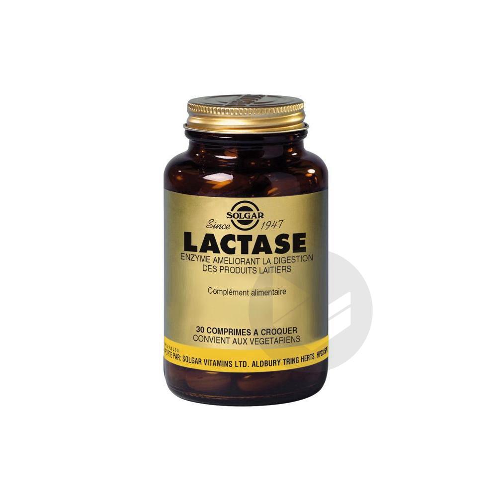 Lactase 3500 Cpr A Croquer Pot 30