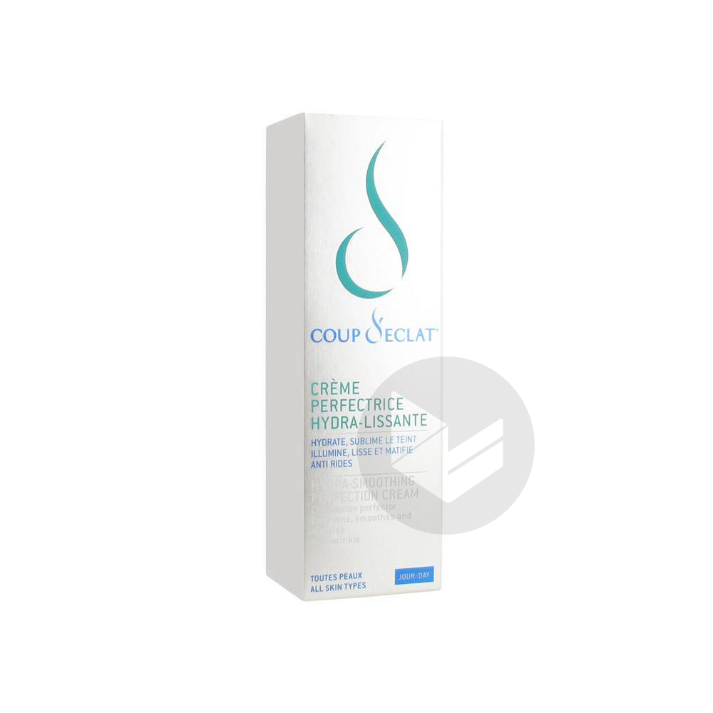 COUP D'ECLAT Base perfectrice hydra lissante T/30ml