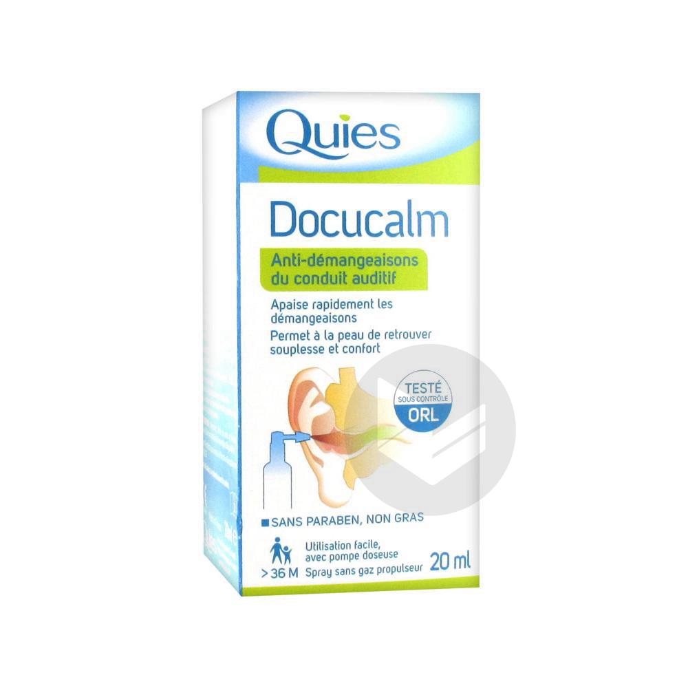 Docucalm S Aur Spray 20 Ml