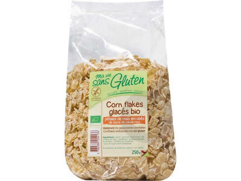 Corn Flakes glacés Bio - 250 g