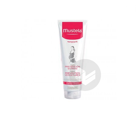 Maternité Crème Prévention Vergetures Parfumée 250ml