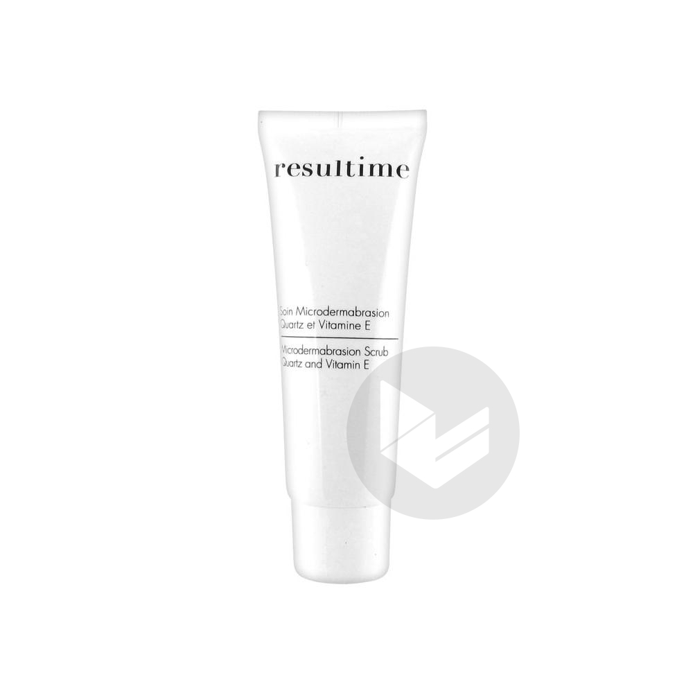 Cr Soin Microdermabrasion Quartz Et Vitamine C T 50 Ml