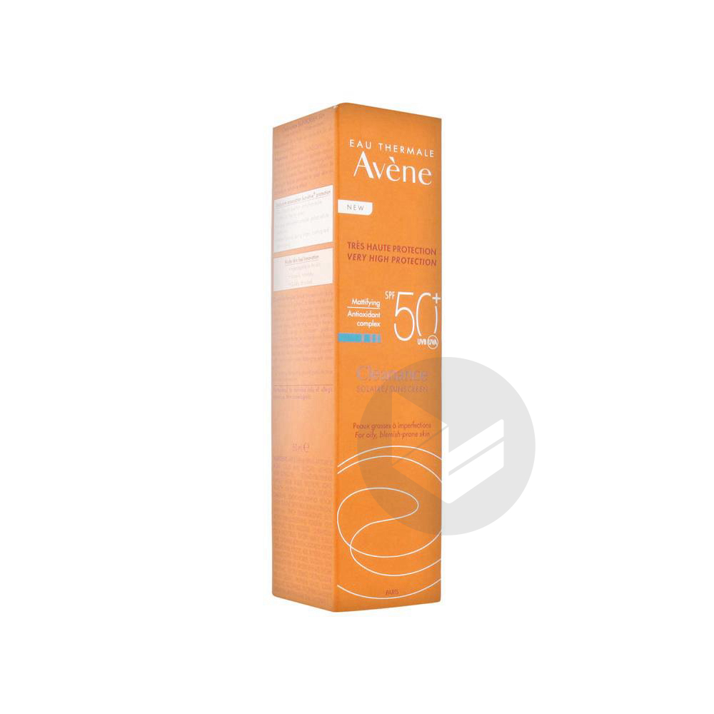 Cleanance Spf 50 Emuls Tres Haute Protection T 50 Ml