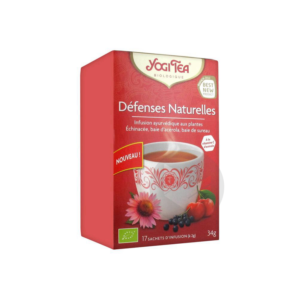 Tis Ayurvedique Defenses Naturelles 17 Sach