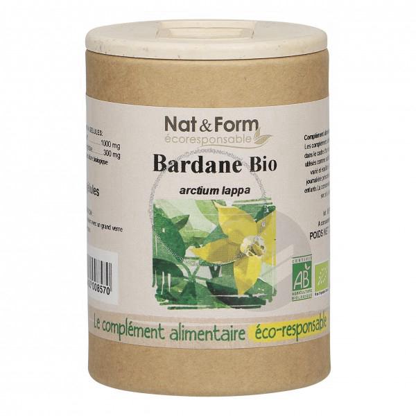 Bardane Bio Eco Responsable - 90 gélules