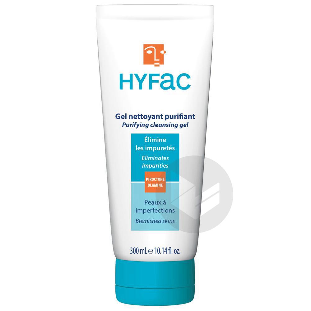 HYFAC Gel nettoyant purifiant Fl/300ml