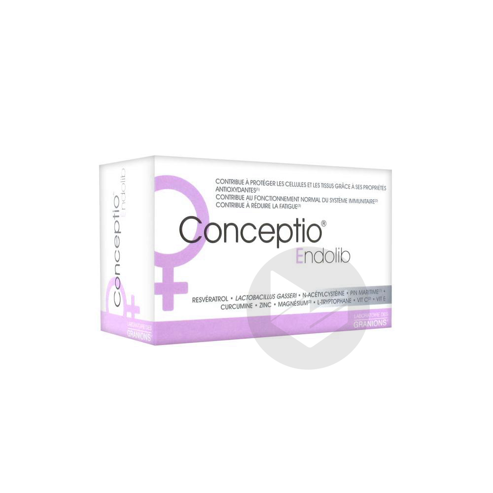 Conceptio Endolib Gel B 90
