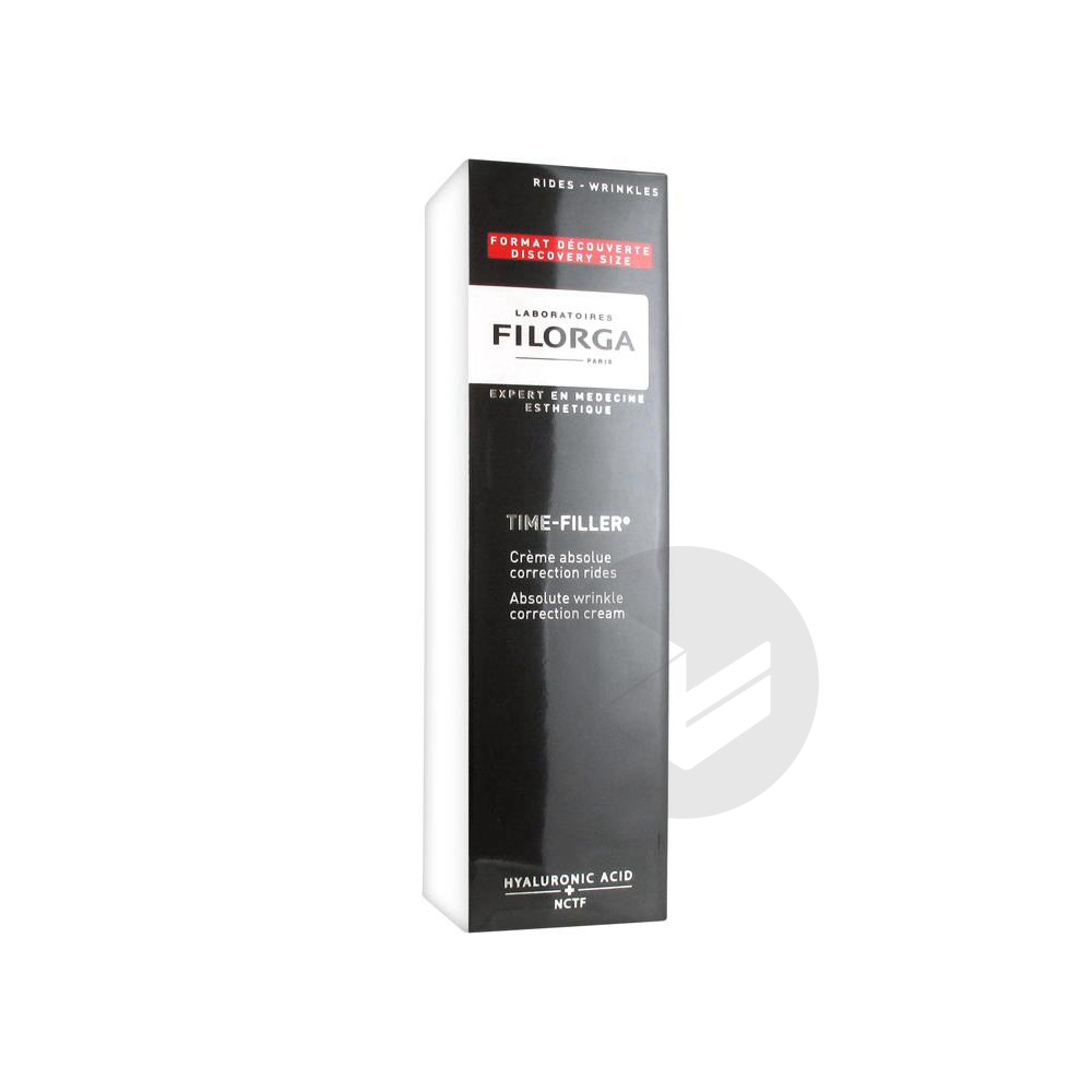 Time Filler Format Decouverte 30 Ml