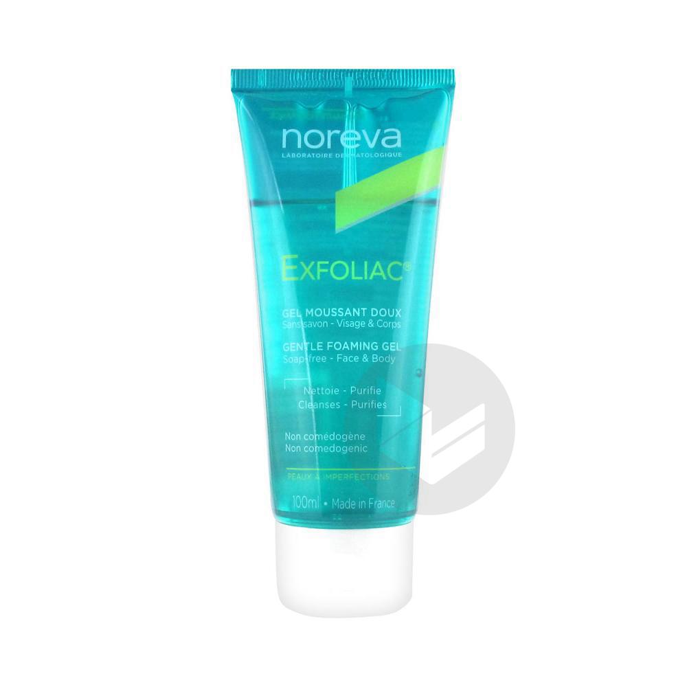 Noreva Exfoliac Gel Moussant Doux 100 ml