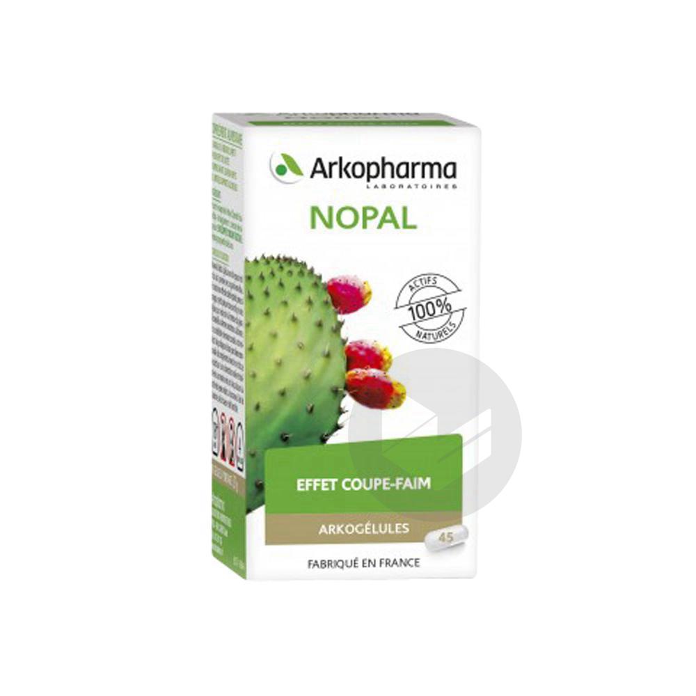 Arkogelules Nopal Gel Fl 45