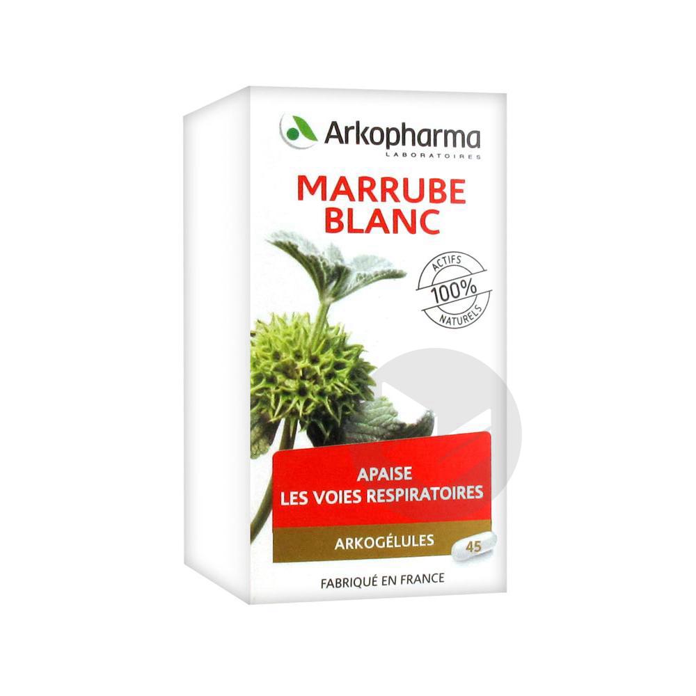 Arkogelules Marrube Blanc Gel Fl 45