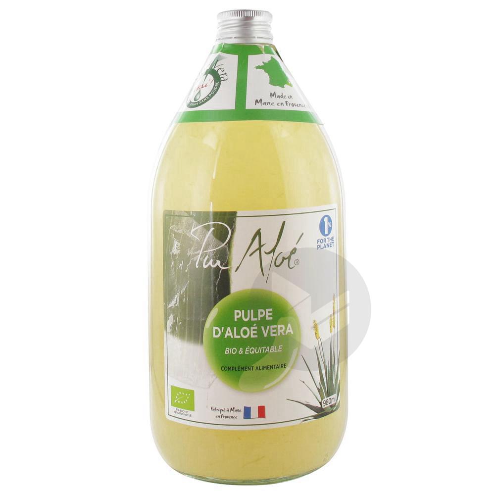 Pur Aloé Pulpe d'Aloe Vera 980 ml