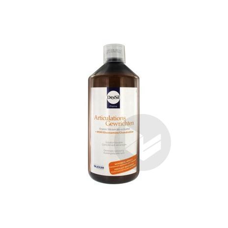 DEXSIL S buv articulations MSM/Glucosamine Bouteille/1000ml