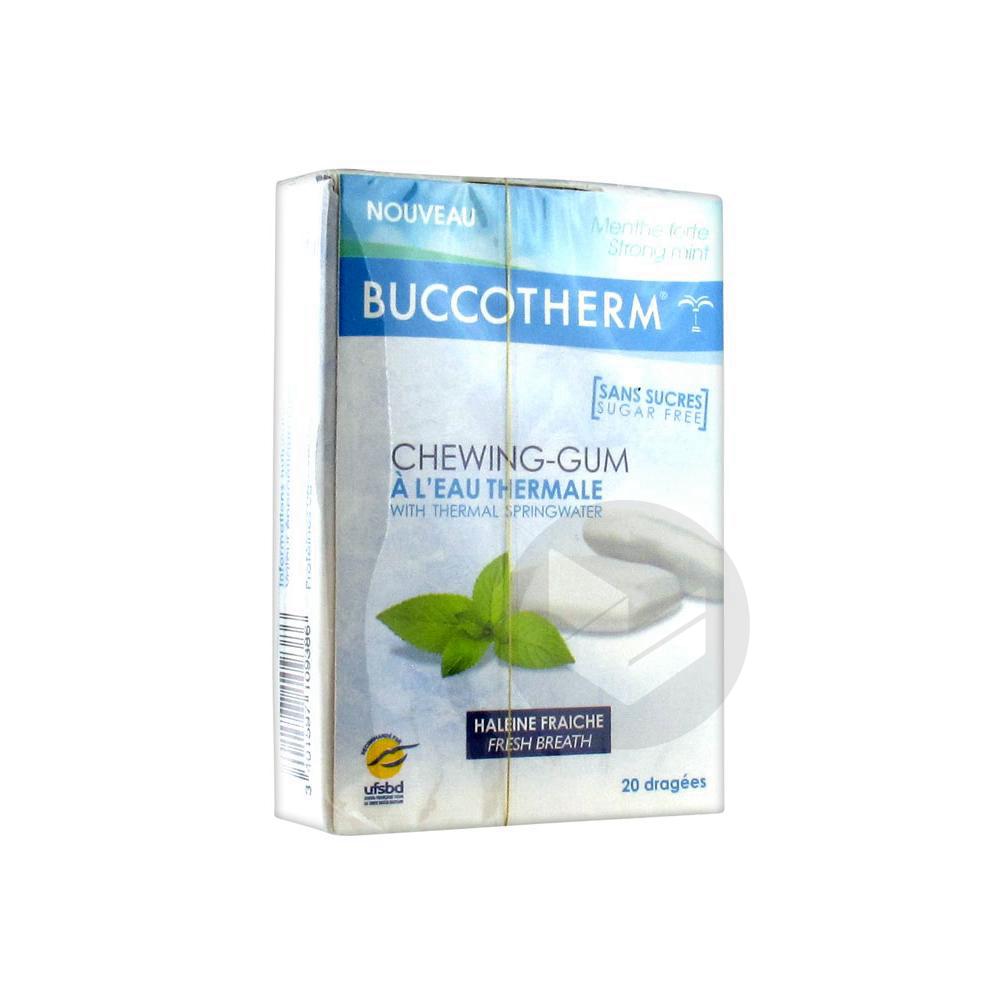 Chew Gum Xylitol Sans Sucre B 20
