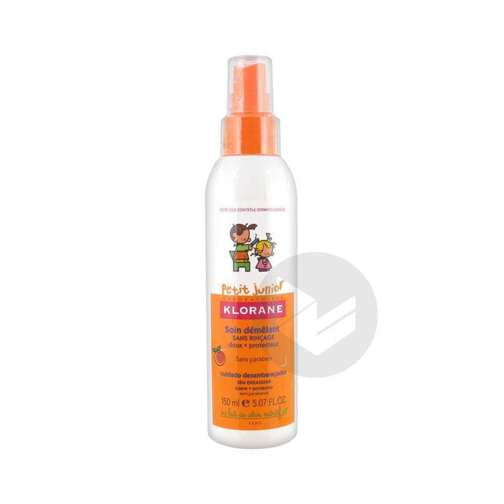 KLORANE PETIT JUNIOR Spray démêlant Fl/150ml