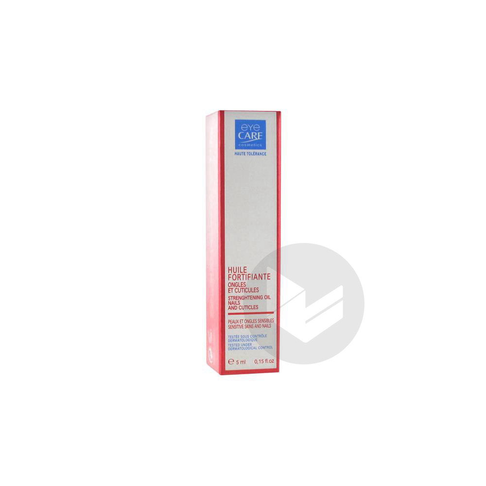 Eye Care Huile Fortifiante Ongles et Cuticules 5 ml