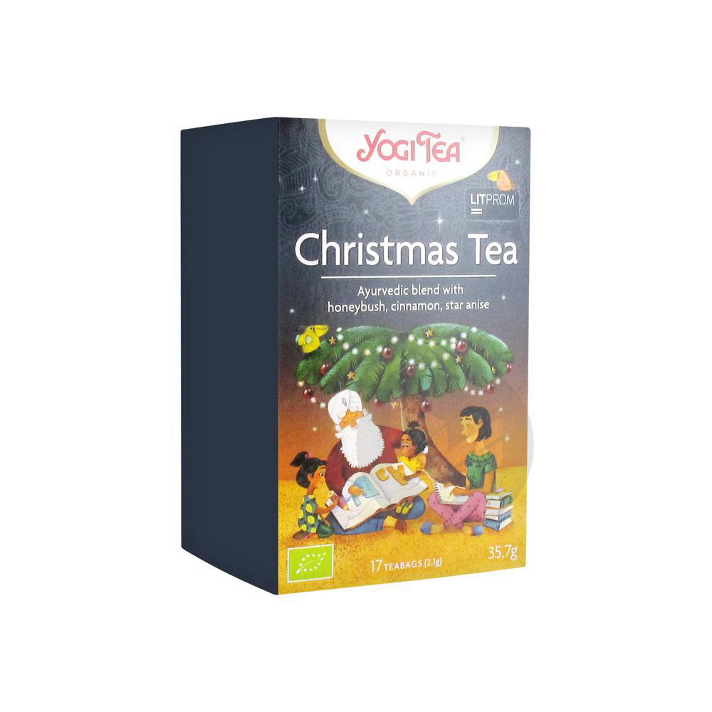 Christmas Tea 17 Sachets