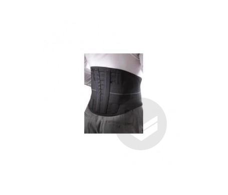 Lombogib Double Action Noire Taille 1 Hauteur 26 Cm