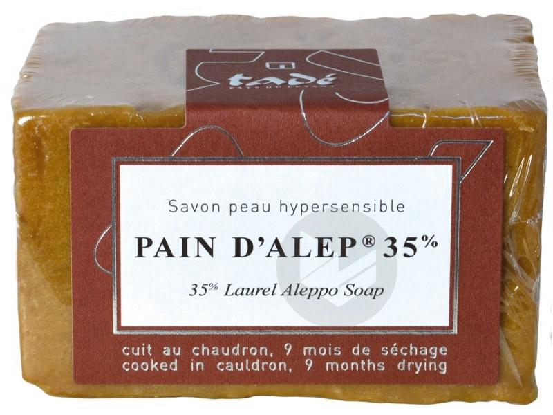 Pain d'Alep laurier 35 % - 200 g