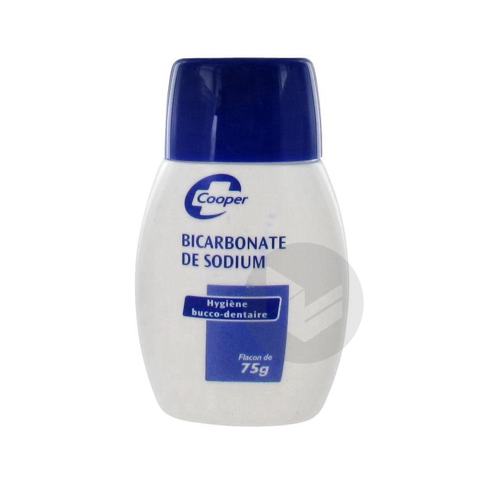 Bicarbonate De Sodium 75 G