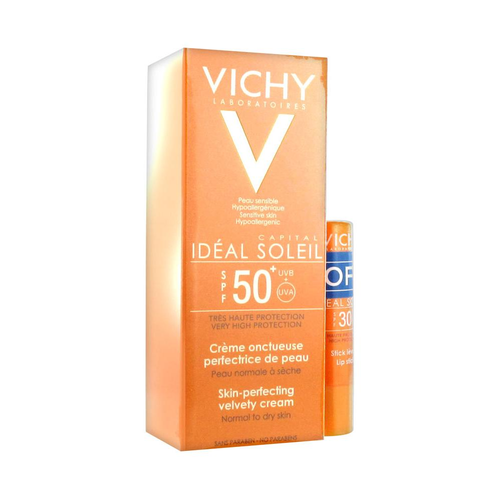 VICHY SOLEIL CR ONCTUEUSE + STI