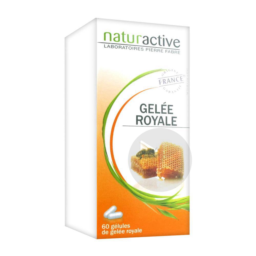 NATURACTIVE PHYTOTHERAPIE Gelée royale Gél Pilulier/60