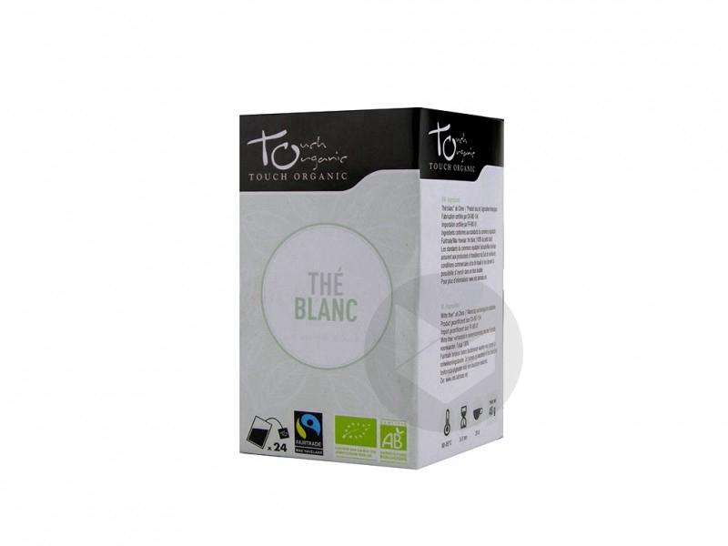 Thé blanc Bio - 24 sachets