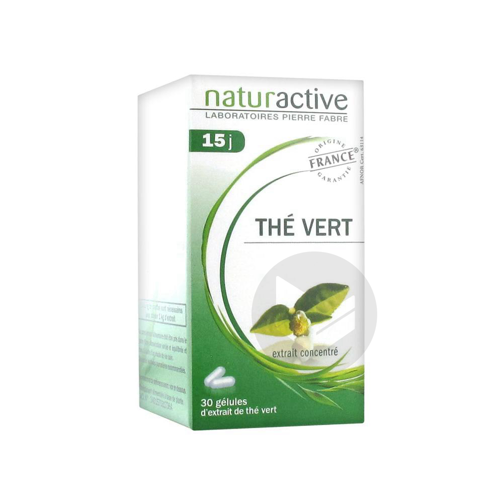 Phytotherapie The Vert Gel Pilulier 30