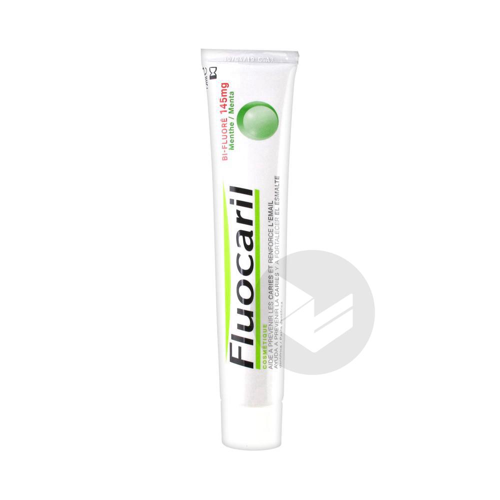 Bi Fluore 145 Mg Pate Dentifrice Menthe T 75 Ml