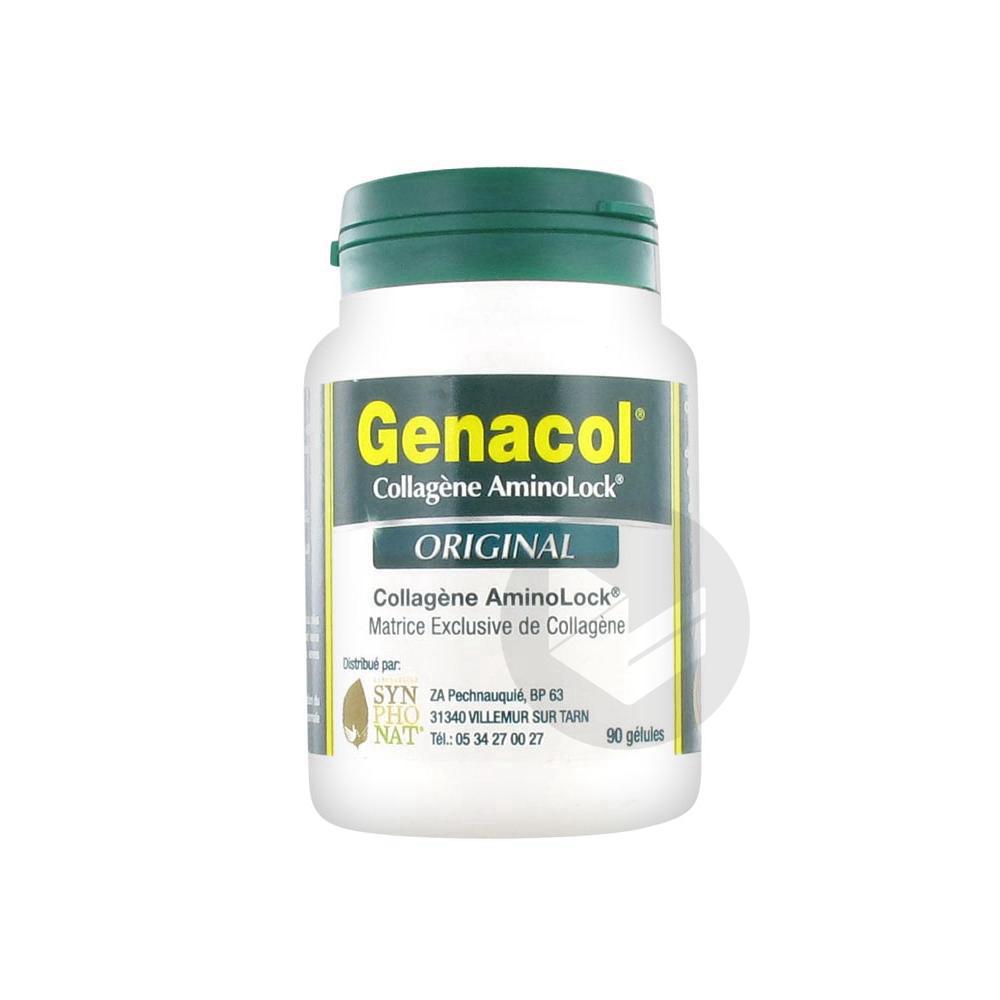 Genacol Matrice Exclusive de Collagène 90 Gélules