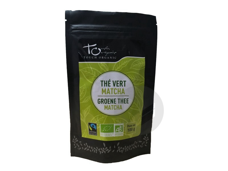 Thé vert Matcha en poudre Bio - 100 g