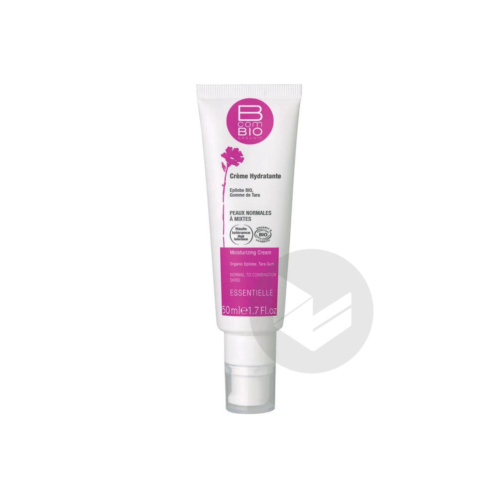 B COM BIO ESSENTIELLE Cr hydratante peau normale à mixte Fl airless/50ml