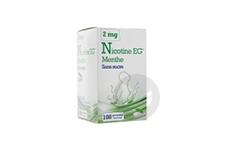 Eg 2 Mg Gomme A Macher Medic Sans Sucre Menthe Edulcoree A Lacesulfame Potassique Et Saccha Plaquette De 108