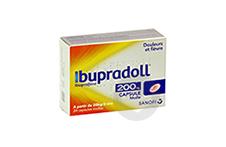 IBUPRADOLL 200 mg Capsule molle (Plaquette de 24)