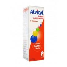 ALVITYL VITALITE S buv Multivitaminée Fl/150ml