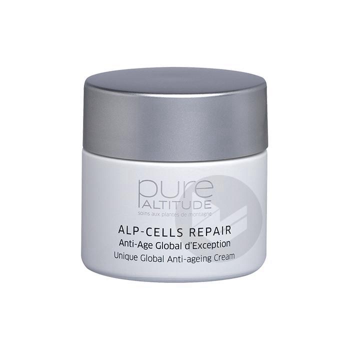 Alp-Cells Repair Anti -âge gloabl d'exception 50ml