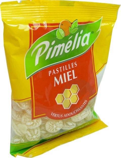 Pastilles Miel Sach 110 G