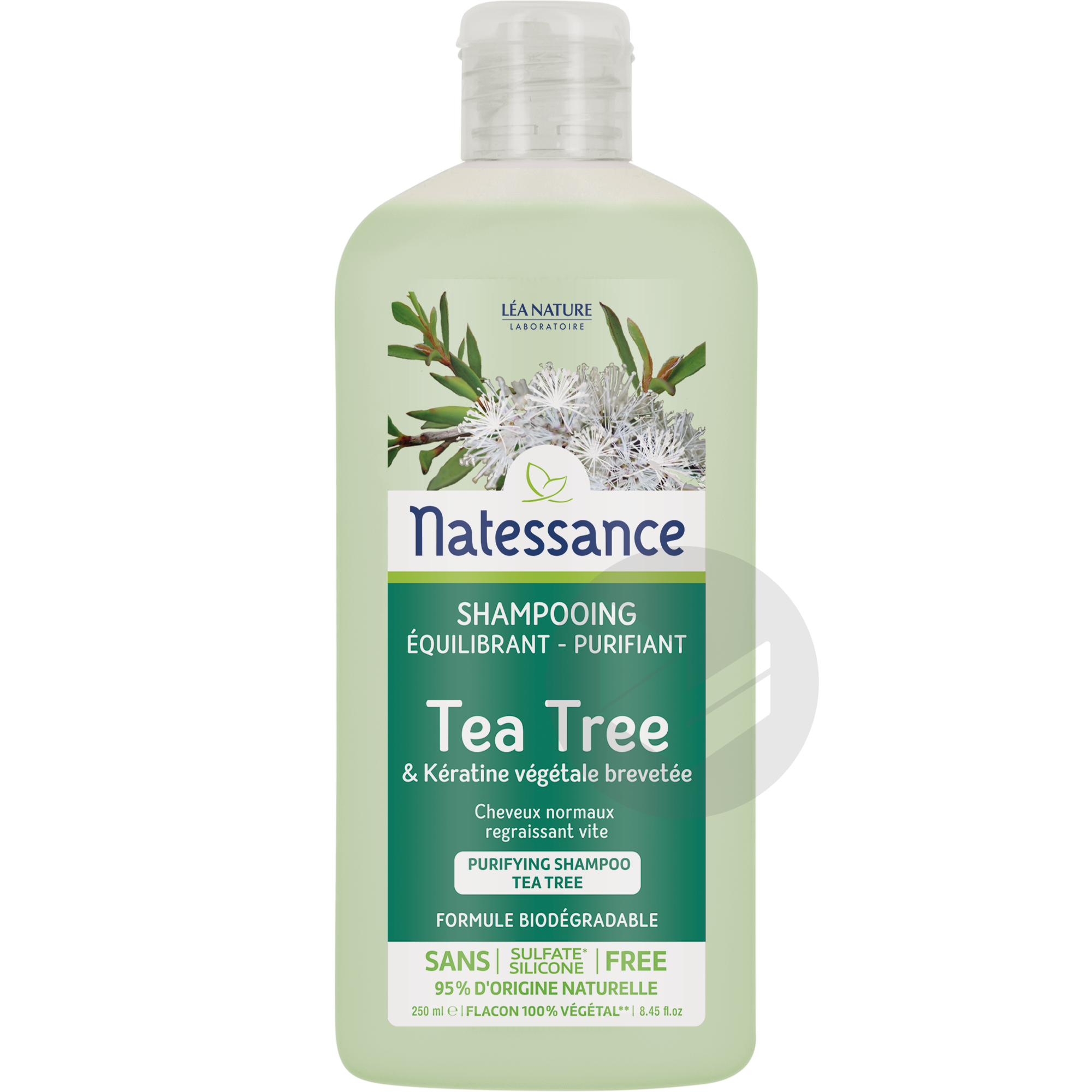 Shampooing Purifiant Tea Tree
