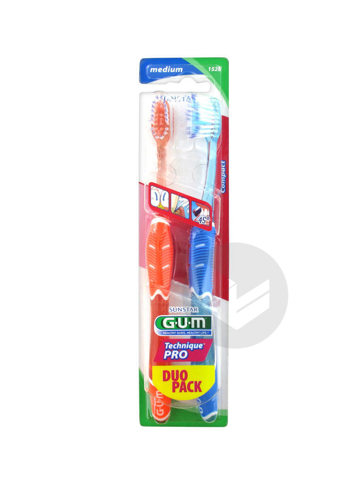 Technique Pro Brosse Dents Medium B 2