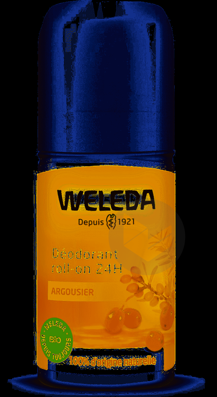 Geste Fraicheur Deodorant Argousier Roll On