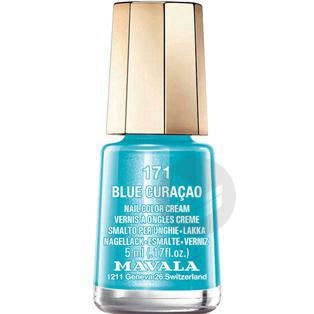 MAVALA V ongles bleu curacao mini Fl/5ml