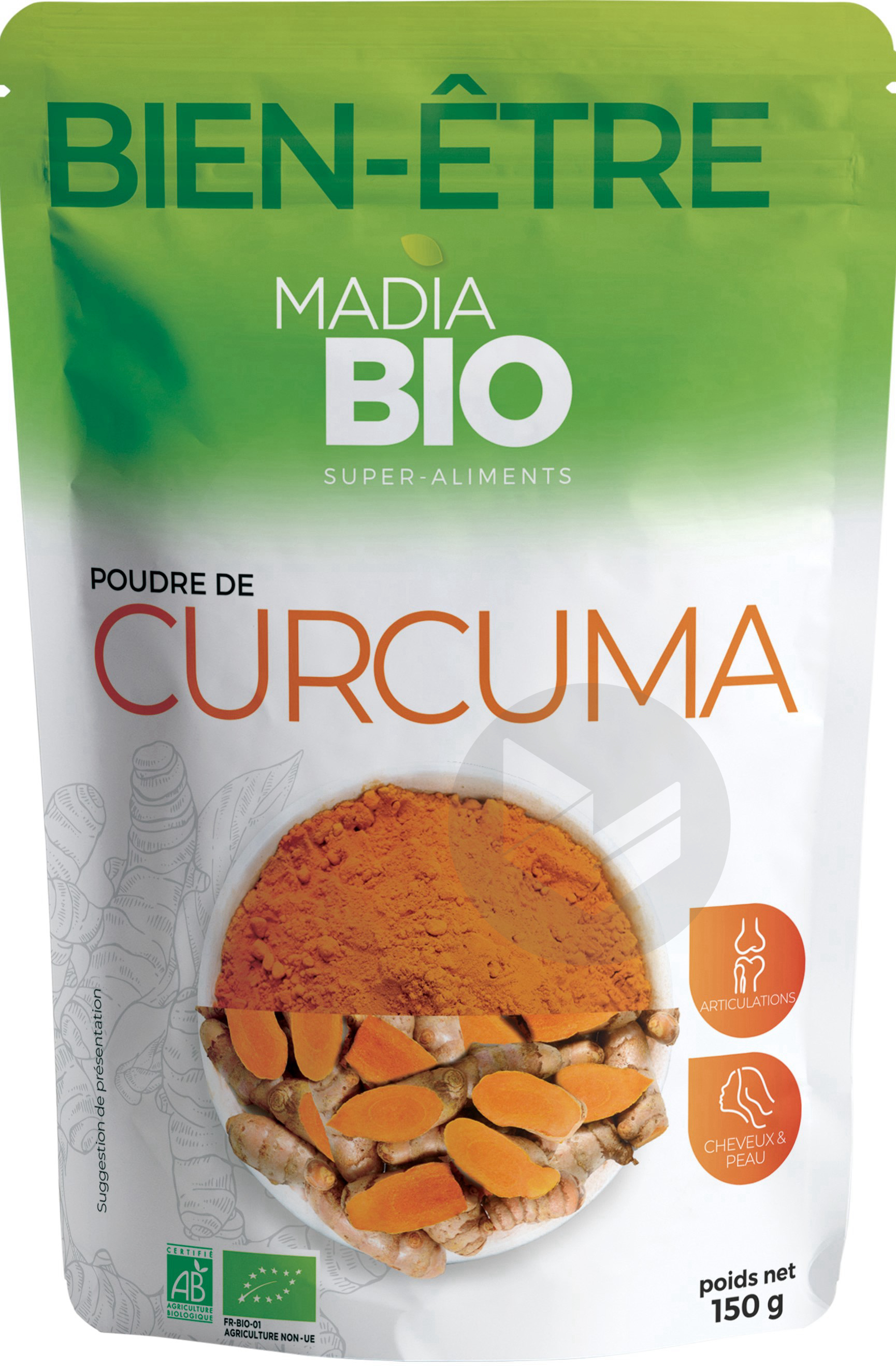 Madia Bio Curcuma