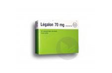 LEGALON 70 mg Comprimé enrobé (Boîte de 40)