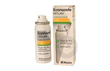 Econazole 1 Solution Pour Application Locale Flacon De 30 G