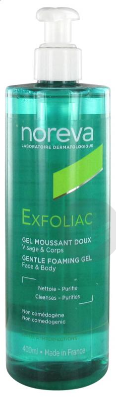 EXFOLIAC Moussant 400ml