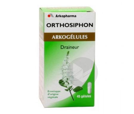 Arkogelules Orthosiphon Gel Fl 45