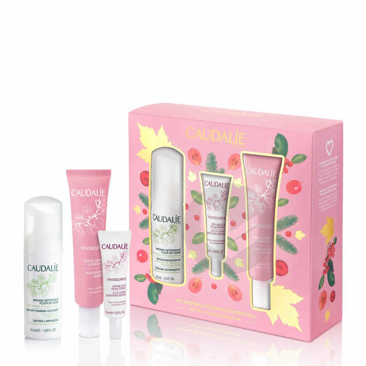 Coffret Vinosource Creme Sorbet